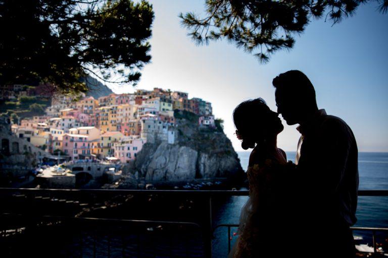 Sposarsi alle Cinque Terre