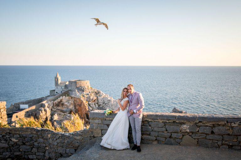 fotografo di matrimonio Portovenere