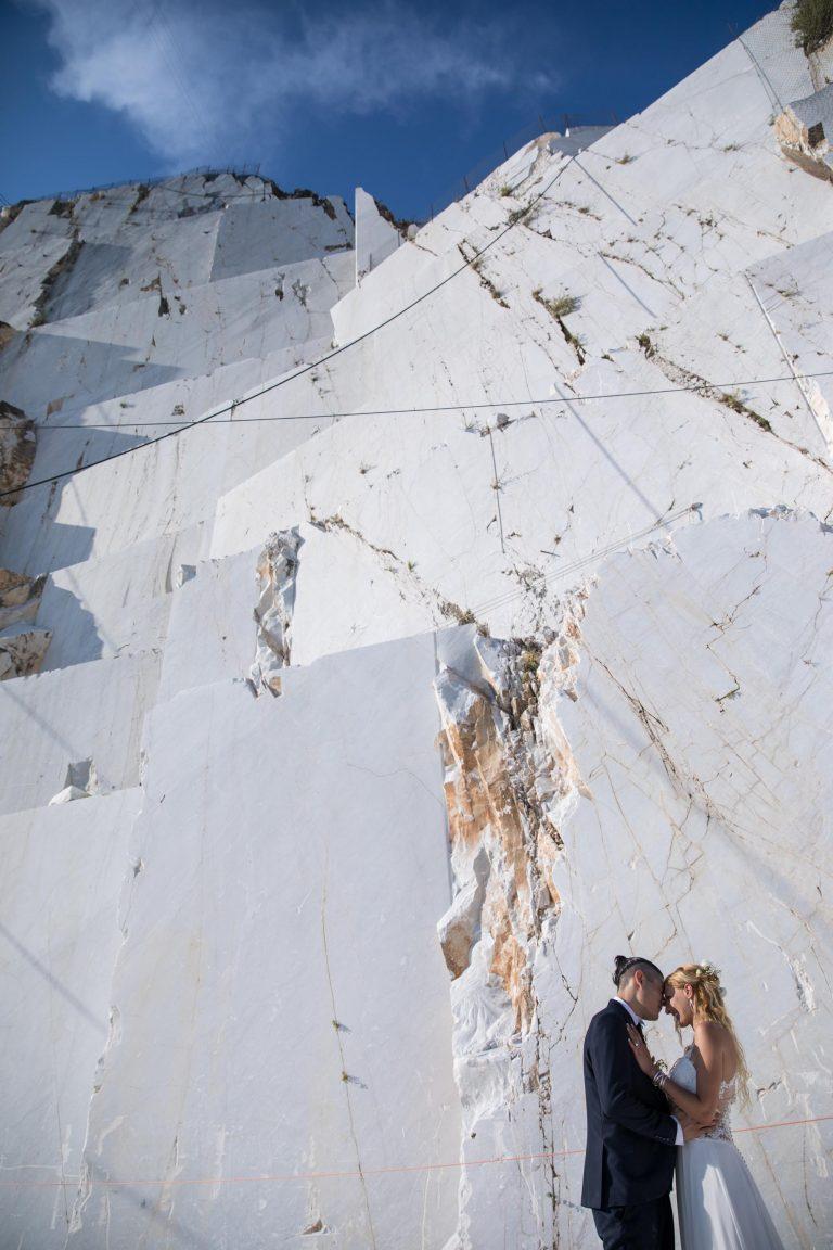 matrimonio alle cave di marmo di carrara 2